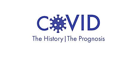 Minnesota Peace Initiative: COVID: The History, The Prognosis tickets