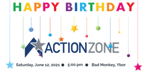 Action Zone's 3rd Birthday Celebration tickets