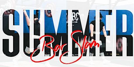 ACBC Summer Bar Slam tickets