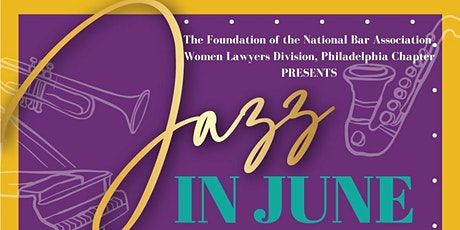 2021 WLD Foundation Jazz in June Awards Ceremony & Cocktail Reception tickets