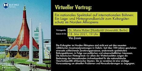 Virtueller Vortrag - Ein nationales Spektakel auf internationalen Bühnen Tickets