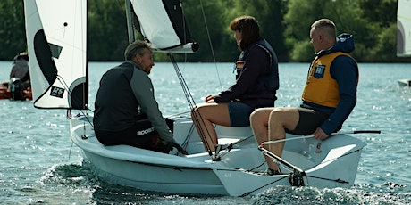 Wednesday Evening Family and Adult Dinghy Sailing Taster tickets