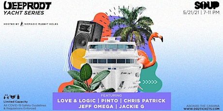 Deep Root x Soup NYC Yacht Cruise 5/21 tickets