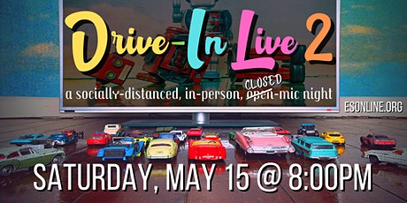 Drive-In Live! 2 tickets