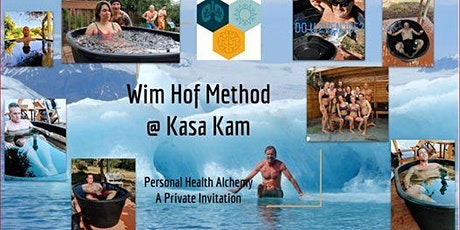 Wim Hof Method Fundamentals Workshop ~ June 12 \ Encinitas tickets