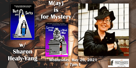 M(ay) is for Mystery w/ Sharon Healy-Yang tickets