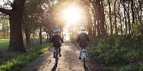 Marcha cicloturista por los afectados por el Síndrome de Tourette entradas