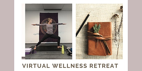 Virtual Wellness Retreat tickets