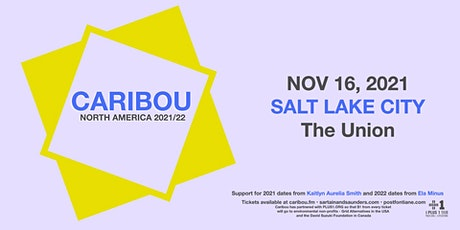 Caribou with special guest Kaitlyn Aurelia Smith tickets