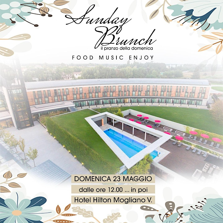 Immagine Sunday Brunch DoubleTree By Hilton