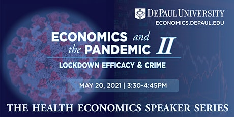 Economics and the Pandemic II: Lockdown Efficacy and Crime tickets