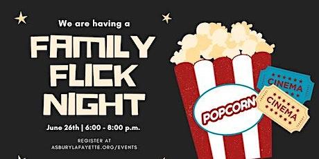 "Asbury Movie Night - ""Dolphin Tale"" tickets"