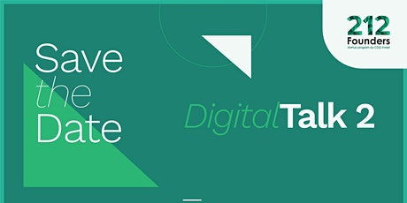 Digital talk de présentation du programme tickets