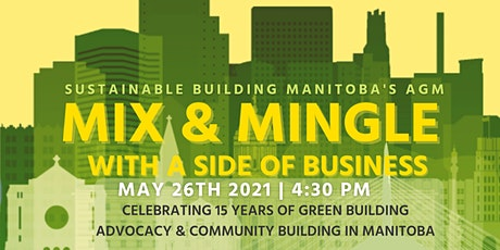 Mix & Mingle with a side of business tickets