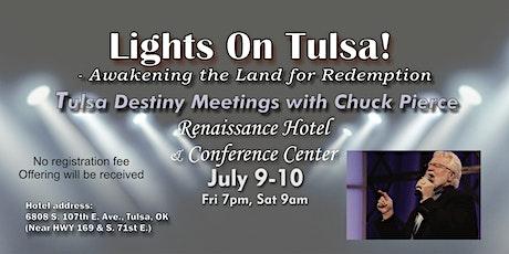 Tulsa Destiny -- Lights On Tulsa tickets