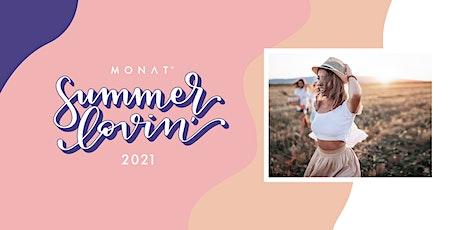 MONAT Summer Lovin - Nova Scotia and PEI tickets
