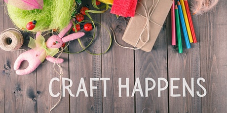 Craft Happens (for Adults) tickets