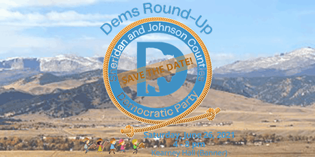 Sheridan-Johnson Counties Dems Round-Up tickets