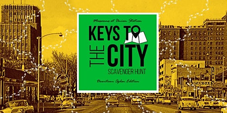 Keys to the City Scavenger Hunt: Ogden's Downtown Edition tickets