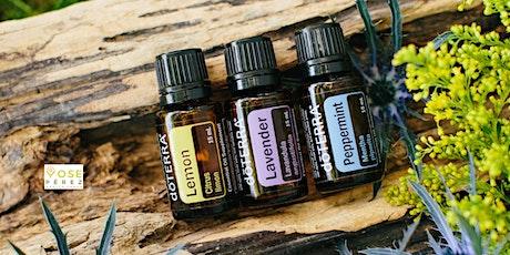 El poder de los aceites esenciales en tu salud física y emocional. ingressos