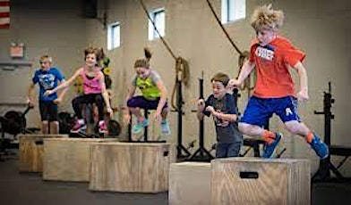 Crossfit for Kids tickets