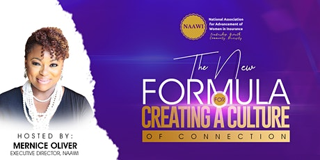 The New Formula for Creating a Culture of Connection tickets