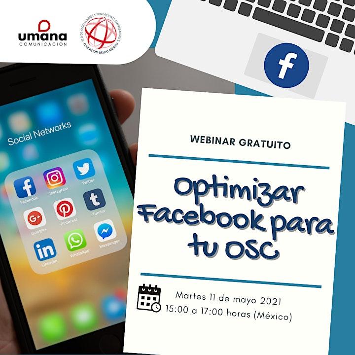 Imagen de Optimizar Facebook para OSC