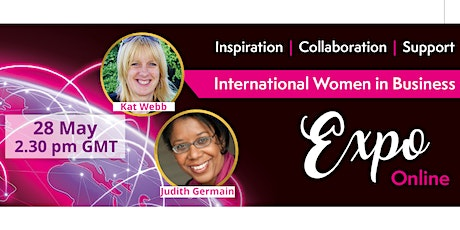 International Women in Business - Expo tickets