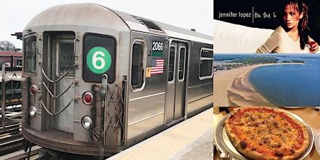 'The Virtual NYC Subway Adventure Series: The 6 Train (Bronx)' Webinar tickets