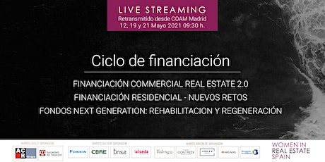 Streaming Ciclo de Financiación WIRES Mayo 2021 tickets
