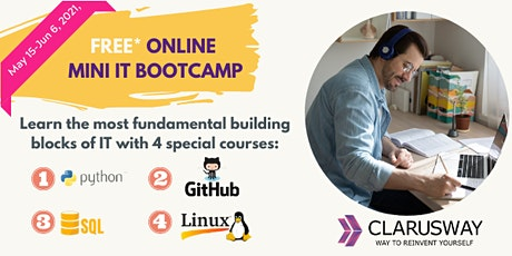 Free Online Mini IT Bootcamp tickets