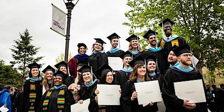 Virtual Doctoral Graduation Celebration tickets