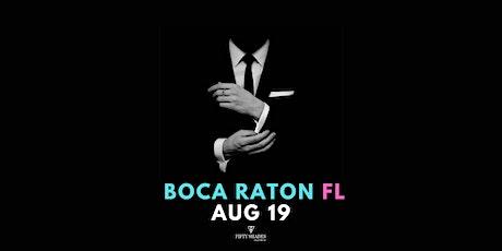 Fifty Shades Live|Boca Raton, FL tickets