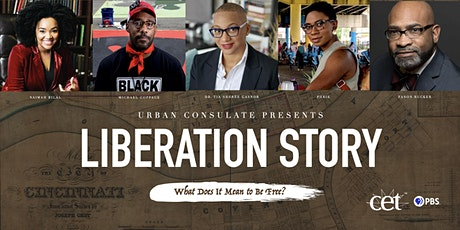 Urban Consulate Presents: Liberation Story tickets