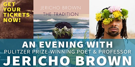 An Evening with Jericho Brown tickets