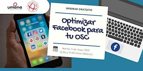 Optimizar Facebook para OSC entradas
