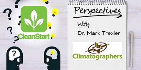 CleanStart Perspectives with Mark Trexler of The Climatographers tickets