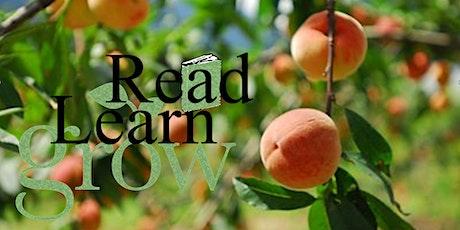 Read, Learn Grow - PEACHES I tickets