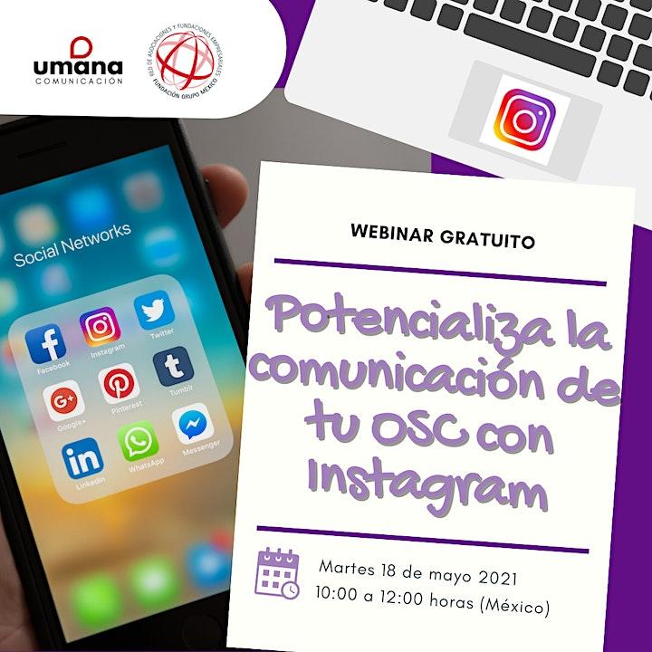 Imagen de Potencializa la comunicación de tu OSC con Instagram