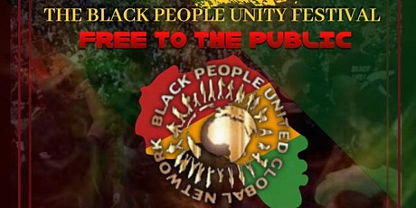Juneteenth Black People Unity Festival - VENDING OPPORTUNITIES tickets