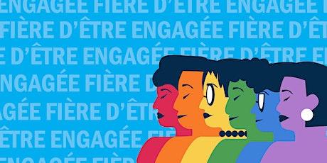 La société civile, moteur de changement des droits LGBTI tickets