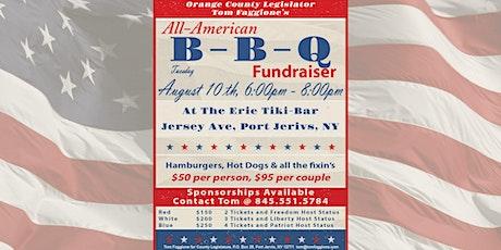 Tom Faggione All American B-B-Q Fundraiser tickets