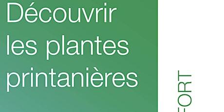 Les plantes printanières et l'utilisation historique des plantes tickets