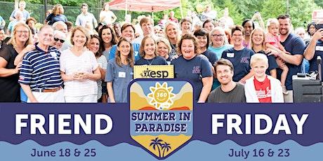 ESP Friend Fridays tickets