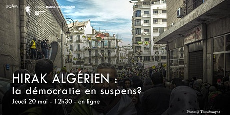 Hirak algérien : la démocratie en suspens ? billets