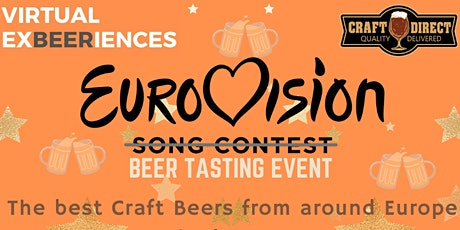 Eurovision Craft Beer Tasting tickets