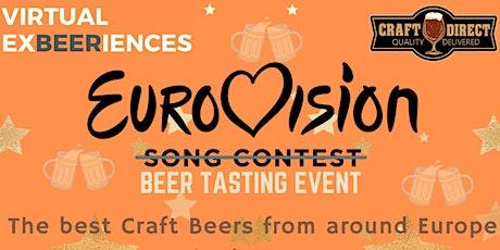 Eurovision Craft Beer Tasting tickets