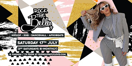 Rock The Belles x Omeara tickets