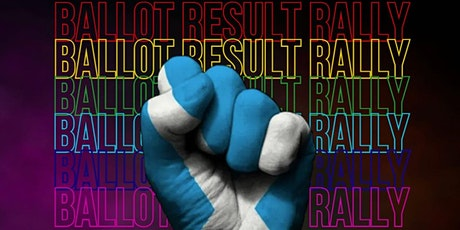 Ballot Results Rally tickets