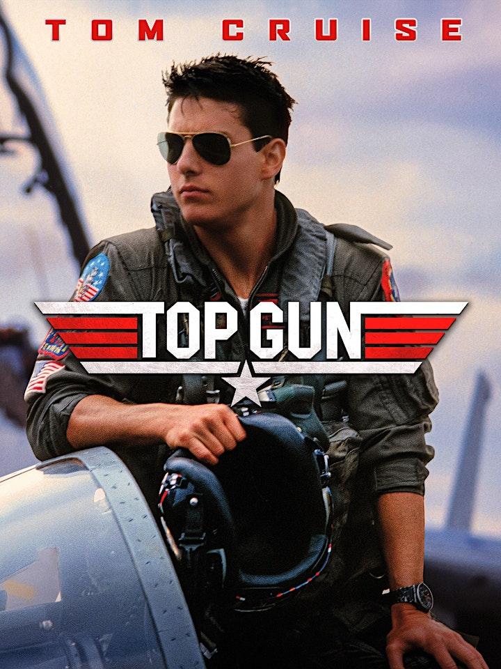 Top Gun Outdoor Cinema Experience in Chesterfield image
